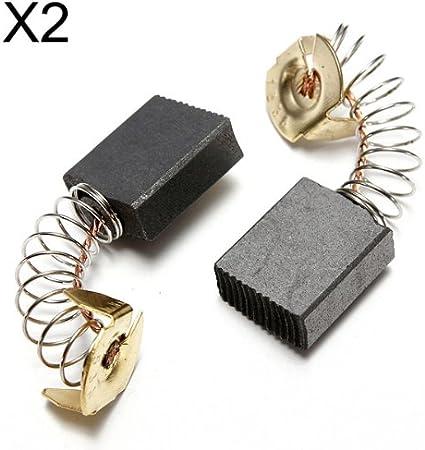10 Mini Coal Brushes Engine Coals 5,3 x 5,5 x 3,7mm brush motor carbon motor