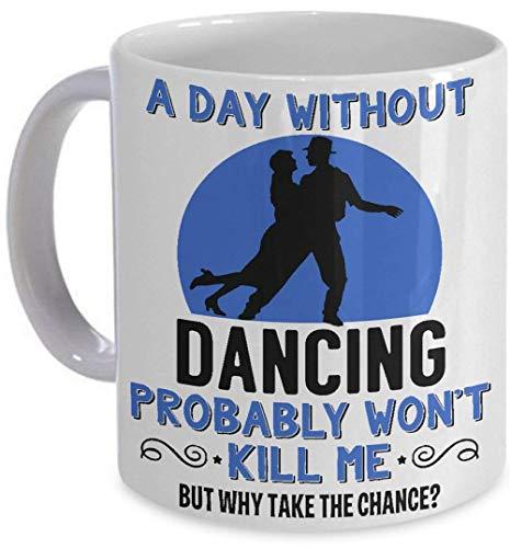 Ballroom Swing Dancing Coffee Mug Dancesport Lindy Tango - Dancesport Photo