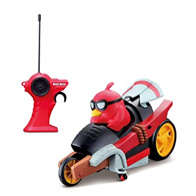 Angry Birds R/C Cyklone Racers: Toys & Games