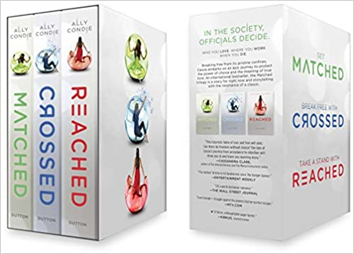 Matched trilogy box set matchedcrossedreached livros na amazon matched trilogy box set matchedcrossedreached livros na amazon brasil 8601415799484 fandeluxe Choice Image