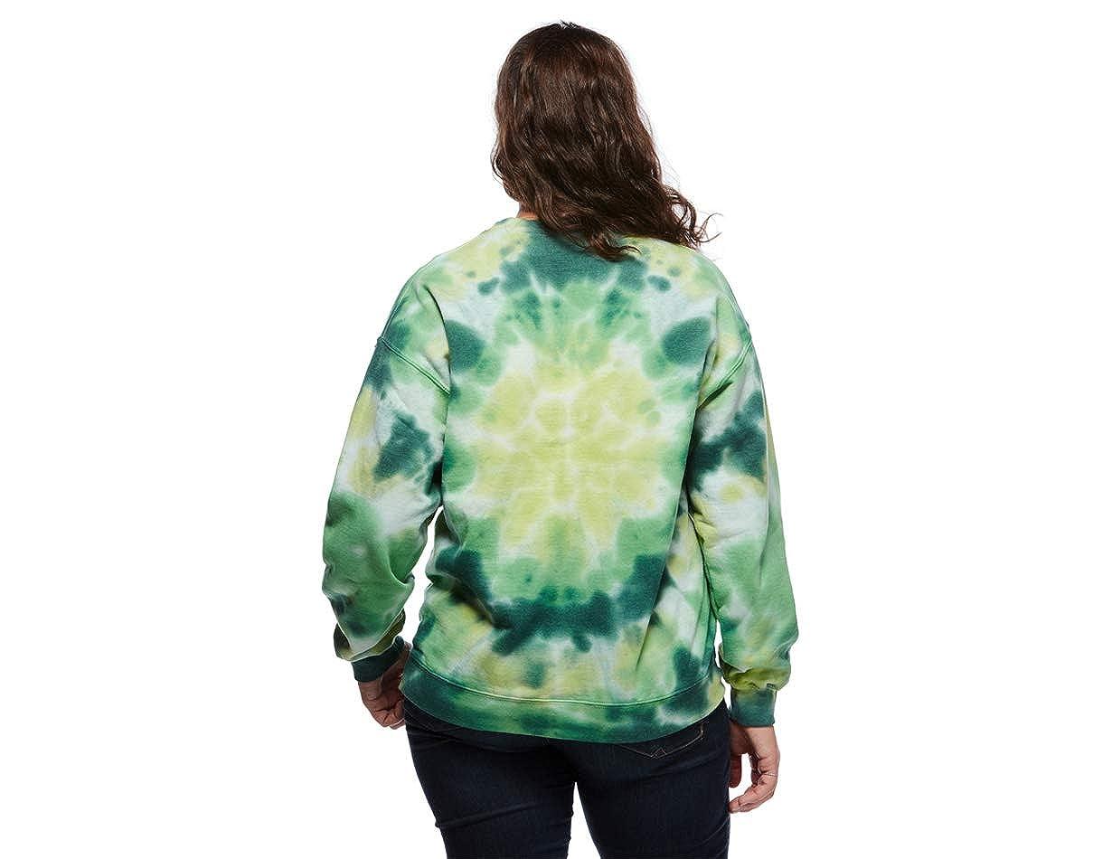 Ripple Junction Rick and Morty Adult Unisex Large Portal Fleece Crew Sweatshirt