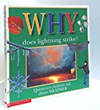 Why Does Lightning Strike?, Christopher Maynard and Terry Martin, 0590249452