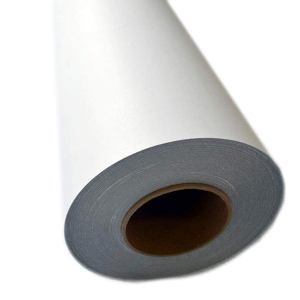 Cold Laminating Film 54'' (1.37m) Matte Floor Laminating Film 3'' Core Anti-Slip Pressure Sensitive Lamination Film UL410- US Stock by Ving (Image #1)