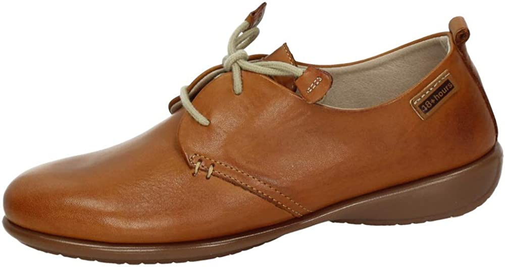 48 HORAS 10102/12 Blucher DE Piel Mujer Zapatos CORDÓN