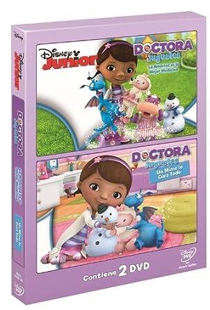 Pack Doctora Juguetes - Volúmenes 1-3 [DVD]: Amazon.es: Disney ...