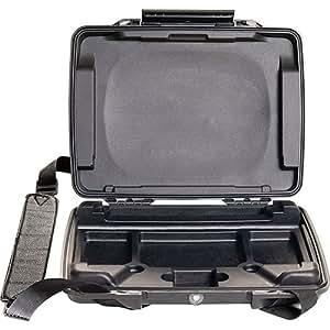 Pelican i1075 HardBack Maletín Negro - fundas para tablets (Maletín, Negro, ABS sintéticos, Apple, iPad, Resistente al polvo, Resistente a rayones, Resistente a golpes)