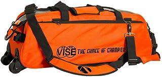 Couvercle transparent Orange Cabas à roulettes 3 boules Classic Products