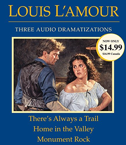 There's Always a Trail / Home in the Valley / Monument - Amour Music Book