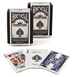 Bicycle Prestige Plastic Playing Cards (Pack of 2)