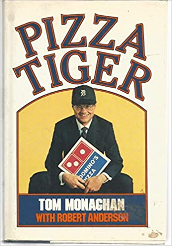 Round Table Pizza Anderson.Pizza Tiger Thomas Monaghan Robert Anderson 9780394553597 Amazon