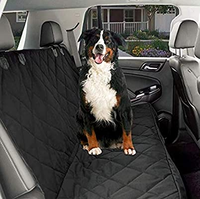 ADJUSTABLE FIT CAR FRONT SEAT COVER Dog//Mud Protector Sheet//Mat//Liner Driver