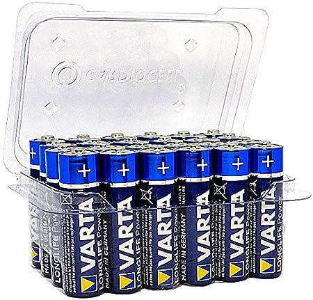 Varta Longlife Power Alkaline Batterien Typ Aa Elektronik