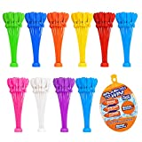 Toys : Bunch O Balloons - 350 Water Balloons (10 Pack) Rapid-Filling Self-Sealing Water Balloons (Amazon Exclusive) by Zuru