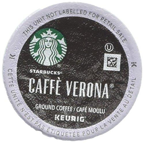 Starbucks Caffe Verona Coffee K-Cups ()