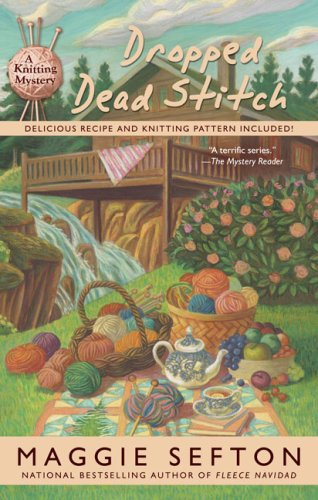 Download Dropped Dead Stitch (A Knitting Mystery) pdf