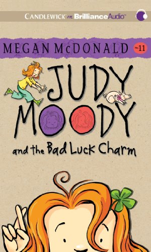 Judy Moody and the Bad Luck Charm (Book #11) by Candlewick on Brilliance Audio