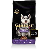 Ganador® Premium Cachorro 20 kg, Razas Medianas y Grandes.