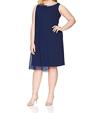 a3a9cd2387da SL Fashion Plus Size Short Mother of The Bride Formal Dress at Amazon  Women s Clothing store