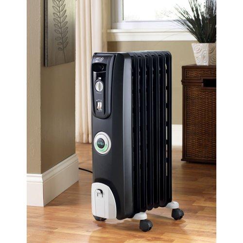 DeLonghi-EW7707CB-Safe-Heat-1500W-ComforTemp-Portable-Oil-Filled-Radiator-Black