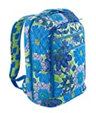 Vera Bradley Laptop Backpack in Doodle Daisy