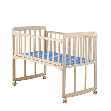 KLI Cuna para Bebés Recién Nacidos con Estante para Artículos Sólido ...
