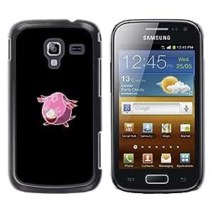 EJOY---Cubierta de la caja de protección la piel dura para el / Samsung Galaxy Ace 2 / --Chansey P0kemon
