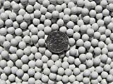Ceramic Tumbling Media 10 Lbs. 3 mm Polishing Sphere Non-Abrasive