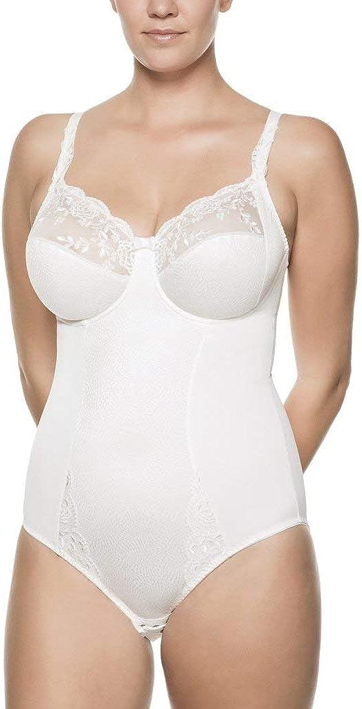 ulla Lingerie féminine 3673 - Body Ella Cup B-G con fascia