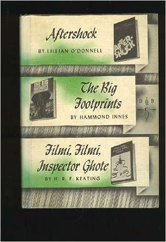 Book Filmi, filmi, Inspector Ghote