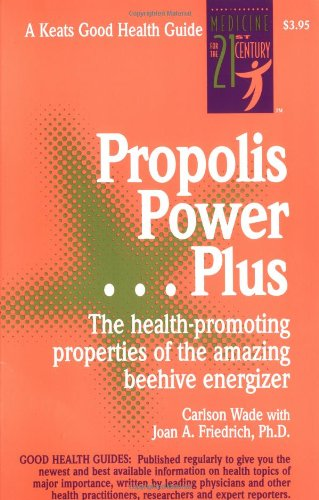 Propolis Power--Plus (Energizer Herbal)