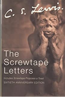 The Screwtape Letters Amazon C S Lewis Books