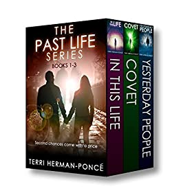 The Past Life Series: Books 1-3 by [Herman-Poncé, Terri]