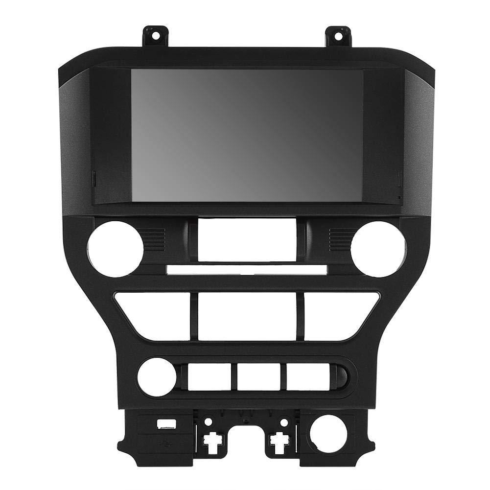 Car GPS Player, 8'' 720P Car GPS Navigation Multimedia 800 480 Car GPS Player For Mustang 2015-2017 by Qii lu