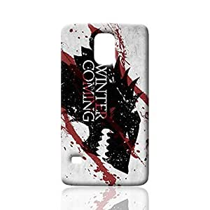 Game of Thrones Durable New Style ROUGH Skin 3D Case Cover for Samsung Galaxy S5 I9600 Regular