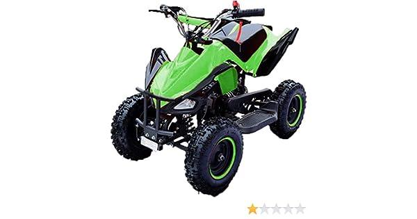 Mini quad con motor 49cc de 2 tiempos automático Speedy/miniquad, quad, quad niños, quad infantil, quad pequeño.: Amazon.es: Coche y moto