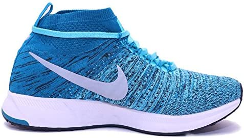 cheaper 3a91c 1ccac AIR ZOOM PEGASUS ALL OUT FLYKNIT RUNNING SHOES BLUE: Buy ...