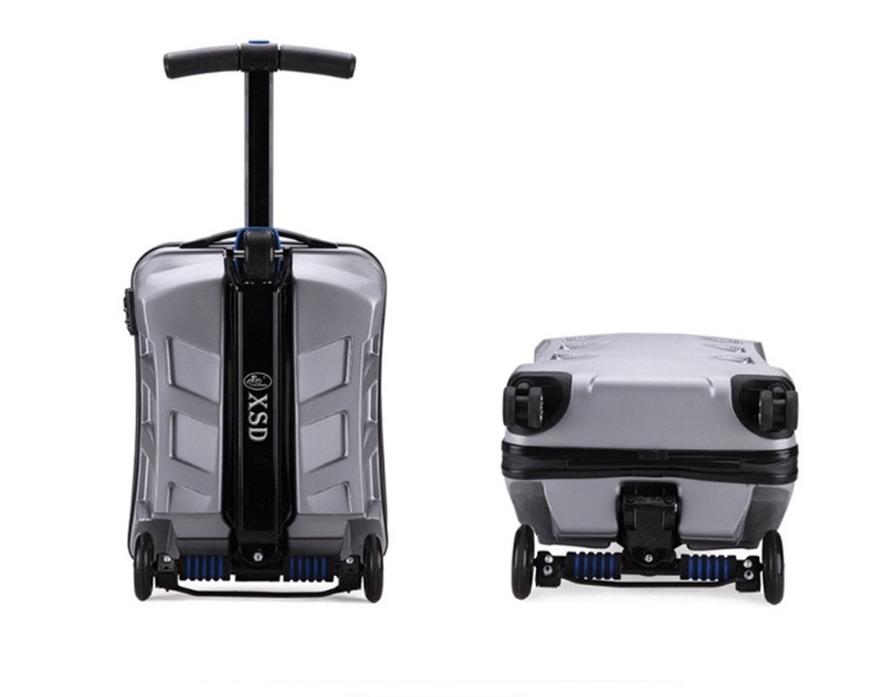 Amazon.com: Sondre Scooter equipaje, TSA Lock Scooter ...