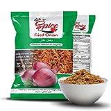 Taste of Spice Fresh & Crispy Fried Onions - 100% Organic, Vegan,...