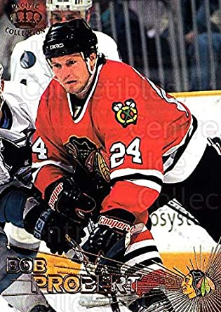 Amazon.com  (CI) Bob Probert Hockey Card 1997-98 Pacific (base) 290 ... 6952606a5