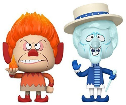 FunKo Vinyl: The Year Without a Santa Claus - 2PK - Heat Miser & Snow Miser 22972 Accessory Toys & Games