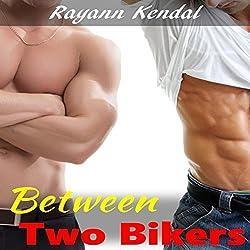 Between Two Bikers: MFM Spanking