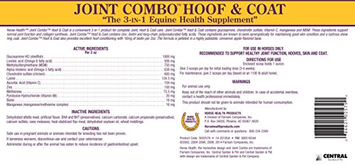 Picture of Horse Health Joint Combo Hoof & Coat, 3.75 lbs