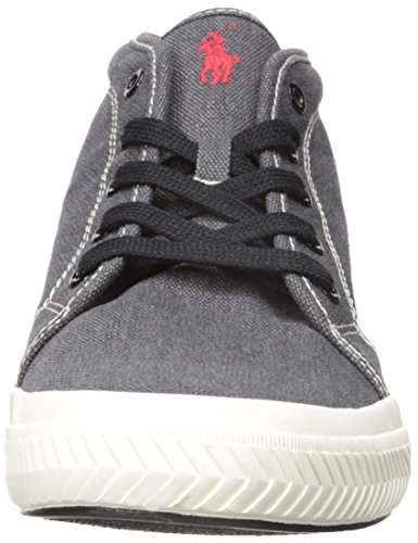 Polo Ralph Lauren Mens Thurlos Sneaker Noir