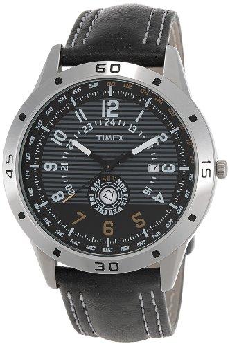 Timex Fashion Analog Multi-Color Dial Men's Watch – TI000U90100