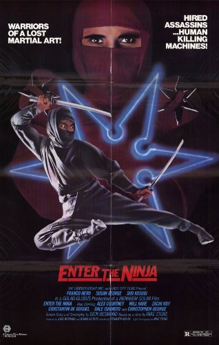 Amazon.com: Entrar en el estilo ninja 11 x 17 Póster de la ...