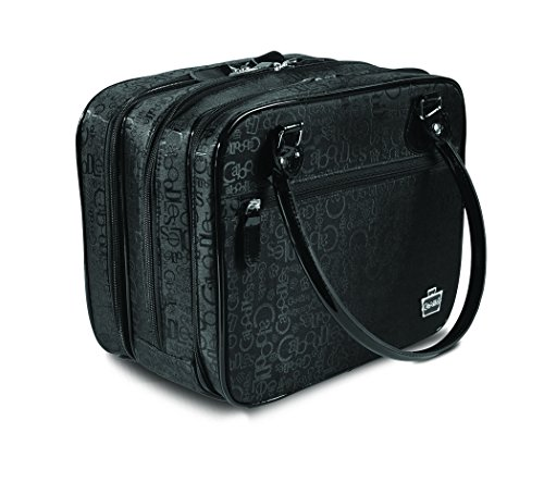 Caboodles Weekender, Black Signature, Large, 1.35 Pound