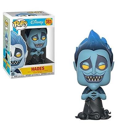 Amazon.com: Hercules Hades Pop. Vinilo Figura y Llavero ...