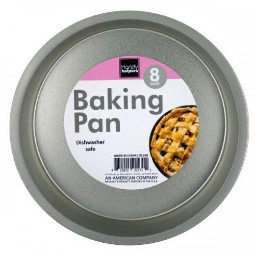 "Handy Helpers Pie Baking Pan, Small, 8.75"" L from Handy Helpers"