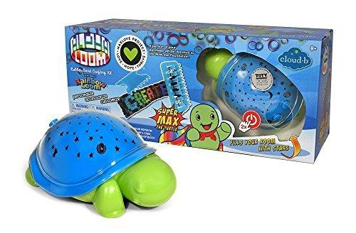 Turtle Night Light & Rainbow Loom Gift Set ()