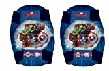 Marvel Avengers Childrens Elbow and Knee Pads Set Kids Skate